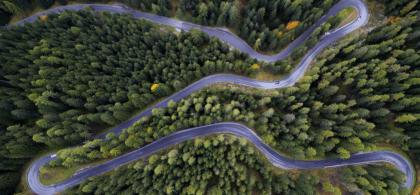 Въздушна фотография с дрон пример 1