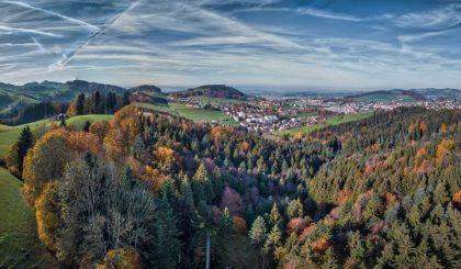 Въздушна фотография с дрон пример 4